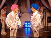 Позитивная комедия О. Шишкина «Страдания танцоров диско или тайна семьи